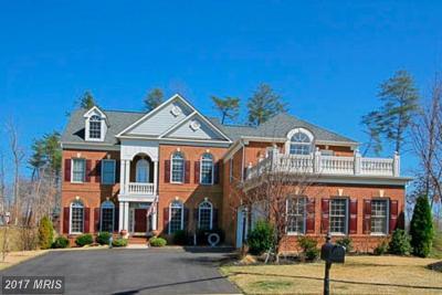 Woodbridge Single Family Home For Sale: 4600 Ryecliff Court
