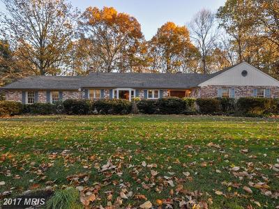 Manassas Single Family Home For Sale: 8060 Counselor Road