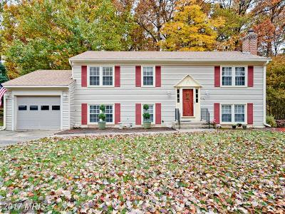 Woodbridge Single Family Home For Sale: 11954 Shenandoah Court