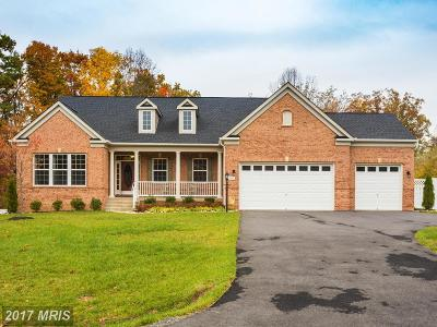 Manassas Single Family Home For Sale: 7960 Canova Forest Court