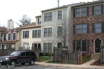 Manassas Rental For Rent: 10465 Dylan Place
