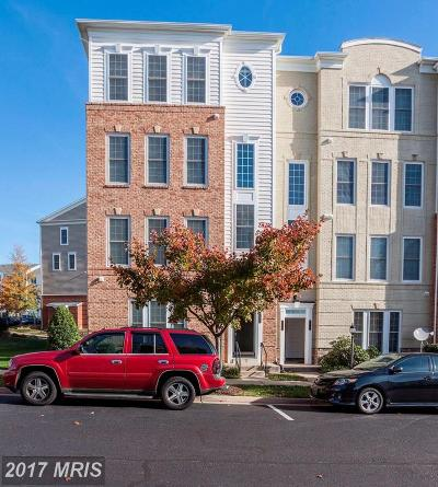 Prince William Townhouse For Sale: 2352 Brookmoor Lane