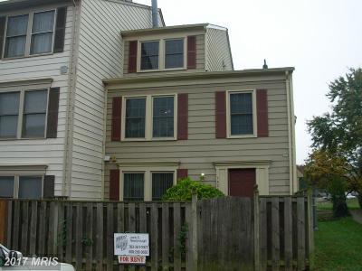 Manassas Rental For Rent: 7524 Belle Grae Drive