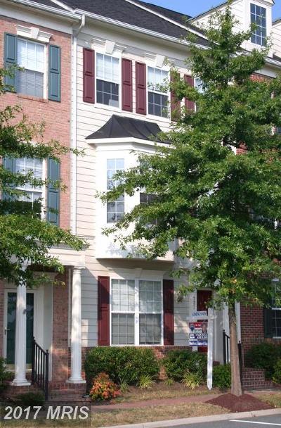 Woodbridge Townhouse For Sale: 721 Harbor Side Street