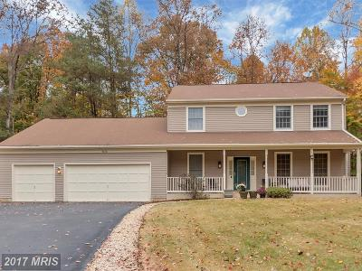 Manassas Single Family Home For Sale: 6646 Fox Den Road