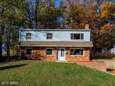 Woodbridge Single Family Home For Sale: 4508 Kelso Court