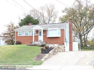 Woodbridge Single Family Home For Sale: 2013 York Drive