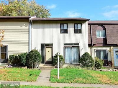 Woodbridge VA Townhouse For Sale: $259,900