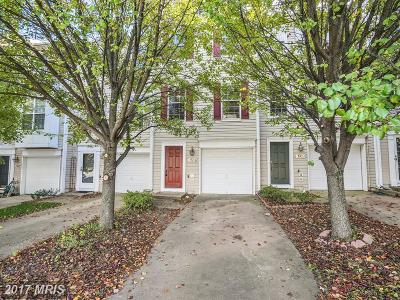 Manassas Townhouse For Sale: 7684 Duneiden Lane
