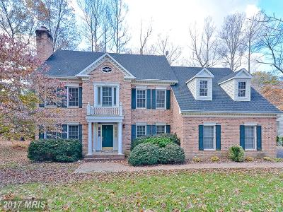 Manassas Single Family Home For Sale: 6916 Scenic Pointe Place