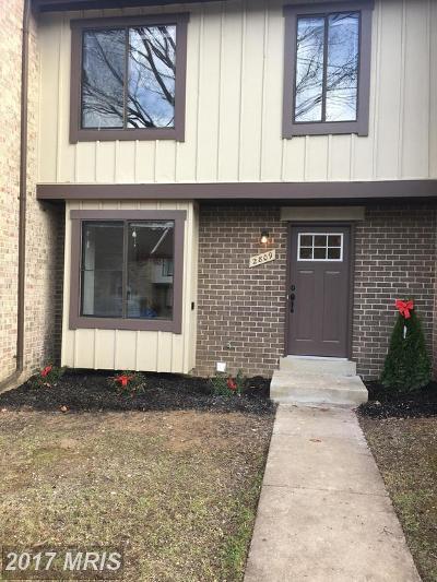Woodbridge Rental For Rent: 2809 Cambridge Drive