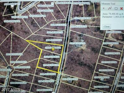 Haymarket Residential Lots & Land For Sale: 2700 Jackson Drive