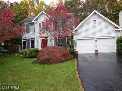 Woodbridge Single Family Home For Sale: 3937 Leaf Lawn Lane
