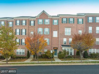 Woodbridge Townhouse For Sale: 2673 Sheffield Hill Way