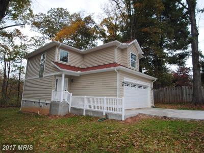 Prince William Single Family Home For Sale: 7442 Boundary Avenue