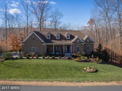 Manassas VA Single Family Home For Sale: $629,000