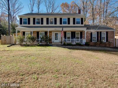 Fairfax, Stafford, Prince William Single Family Home For Sale: 18404 Beech Lane