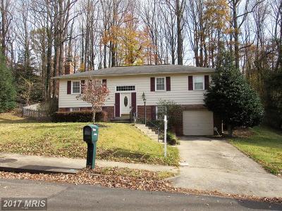 Woodbridge Single Family Home For Sale: 12207 Captains Court