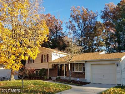 Woodbridge Single Family Home For Sale: 11985 Cotton Mill Drive