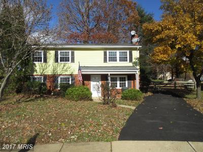 Woodbridge Single Family Home For Sale: 5270 Mantle Court