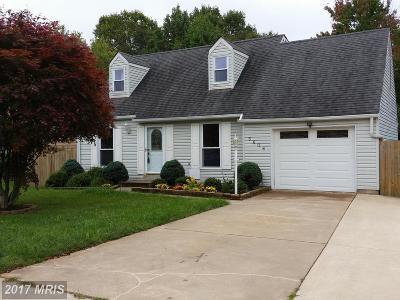 Woodbridge Single Family Home For Sale: 5606 Roundtree Drive