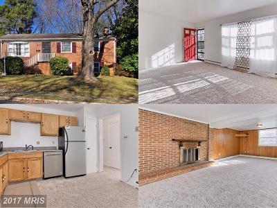 Woodbridge Single Family Home For Sale: 4712 Kilbane Road