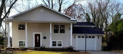 Woodbridge Single Family Home For Sale: 3603 Carson Drive