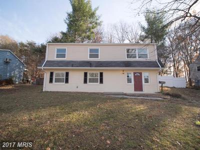 Woodbridge Single Family Home For Sale: 13423 Hillendale Drive