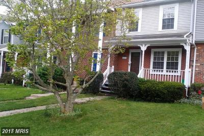 Woodbridge Townhouse For Sale: 15232 Cloverdale Road