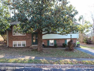 Woodbridge Single Family Home For Sale: 2901 Alliance Lane