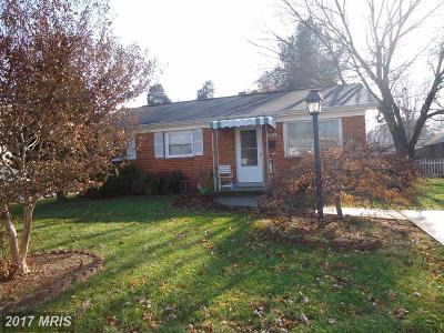 Manassas Single Family Home For Sale: 9411 King George Drive
