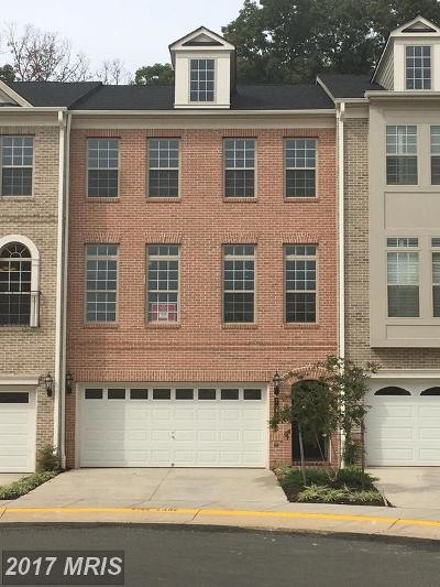 Gainesville Townhouse For Sale: 7905 Turtle Creek Circle