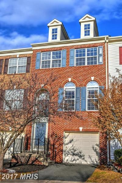 Bristow Townhouse For Sale: 9703 Kennoway Court