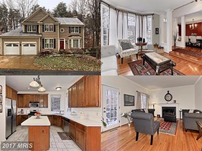 Woodbridge Single Family Home For Sale: 13266 Fallen Leaf Court