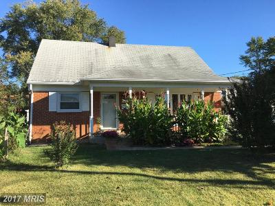 Woodbridge Single Family Home For Sale: 2112 Culpeper Drive