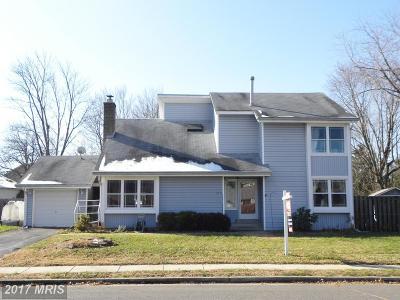 Manassas Single Family Home For Sale: 7710 Brandon Way