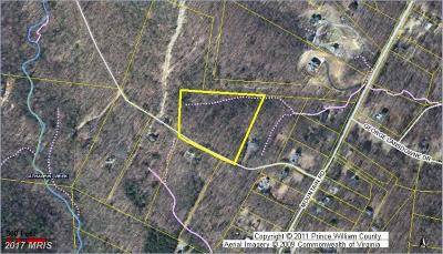 Haymarket Residential Lots & Land For Sale: 3830 Mountain Road