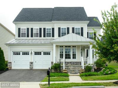 Bristow Single Family Home For Sale: 10906 Clara Barton Drive