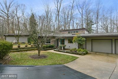 Single Family Home Sold: 6301 Occoquan Forest Drive
