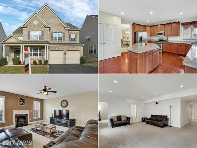 Manassas Single Family Home For Sale: 10778 Monocacy Way