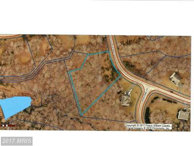 Manassas Residential Lots & Land For Sale: 11314 Scott Peters Court