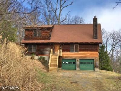 Single Family Home For Sale: 2713 Lookout Road