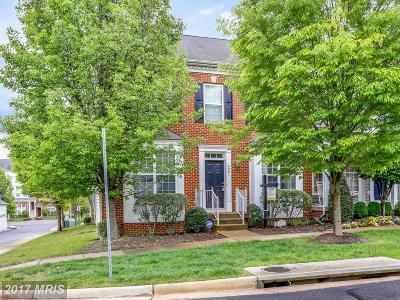 Woodbridge Townhouse For Sale: 4501 Javins Place