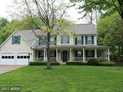 Woodbridge Single Family Home For Sale: 3932 Triad Court