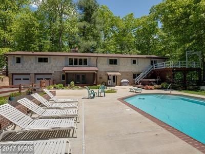Manassas Single Family Home For Sale: 9910 Lake Occoquan Drive