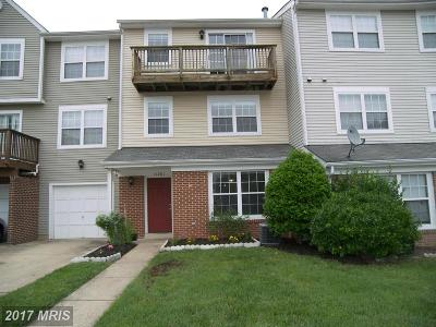 Manassas Townhouse For Sale: 11201 Stagestone Way
