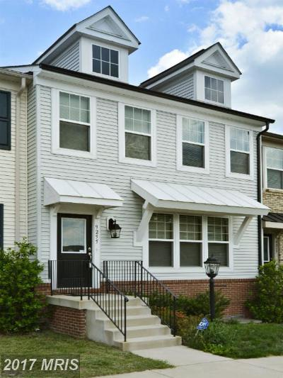 Bristow Townhouse For Sale: 9255 Dawkins Crest Circle