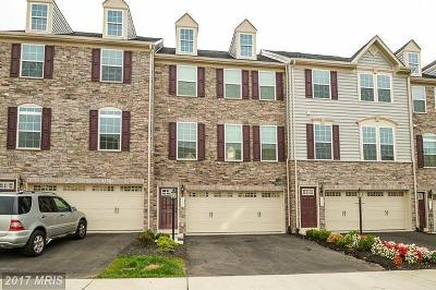 Wentworth Green Townhouse For Sale: 7006 Darbey Knoll Drive