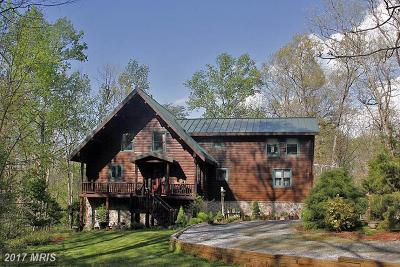 Haymarket Single Family Home For Sale: 13350 Stonewall Farms Drive