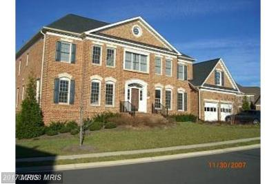 Lake Manassas Rental For Rent: 8362 Sapphire Lakes Court
